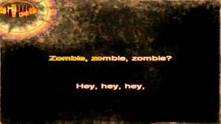 The Cranberries - Zombie karaoke