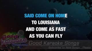 The Baby -  Blake Shelton (Lyrics Karaoke) [ goodkaraokesongs.com ]