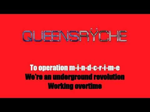 Karaoke: Queensryche / Operation: Mindcrime