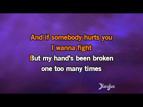 Karaoke Another Love - Tom Odell *
