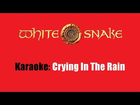 Karaoke: Whitesnake / Crying In The Rain
