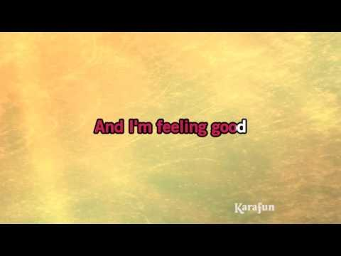 Karaoke Feeling Good - Avicii *