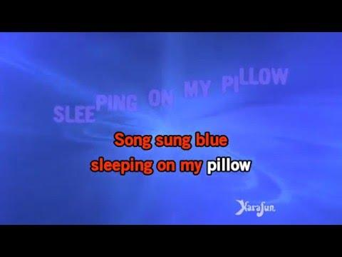 Karaoke Song Sung Blue - Bobby Darin *