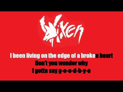 Karaoke: Vixen / Edge Of A Broken Heart