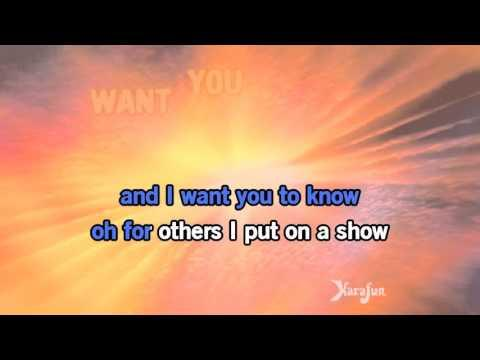 Karaoke The Tears Of A Clown - Smokey Robinson *