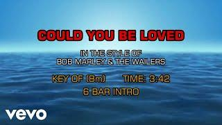 Bob Marley & The Wailers - Could You Be Loved (Karaoke)