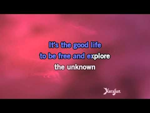 Karaoke The Good Life - Bobby Darin *