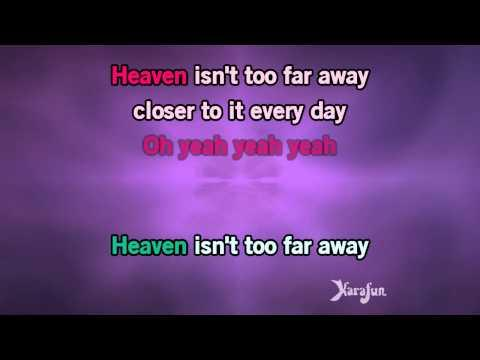 Karaoke More Than Words / Heaven - Rock Of Ages *