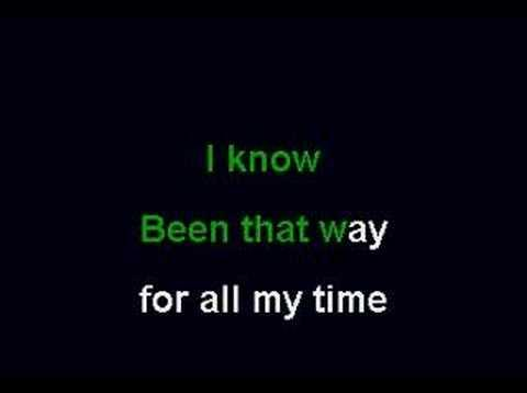 CCR - Have You Ever Seen The Rain (karaoke)