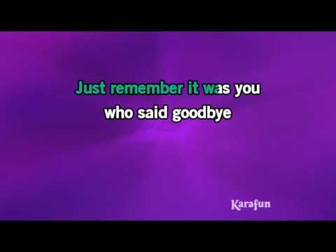 Karaoke I Learned From The Best - Whitney Houston *