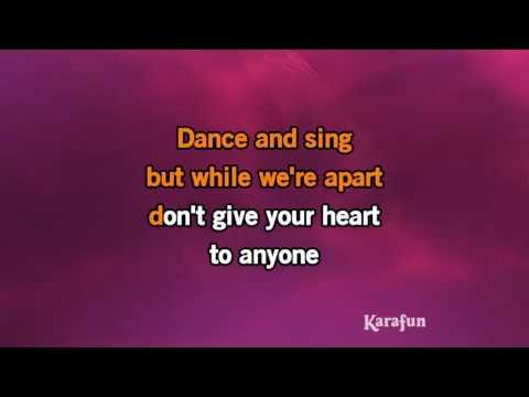 Karaoke Save The Last Dance For Me - Emmylou Harris *