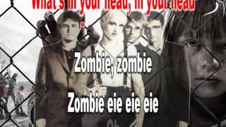 Cranberries - Zombie (Karaoke) (Live version)