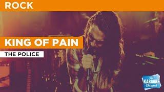 King Of Pain : The Police | Karaoke with Lyrics