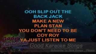 50 Ways To Leave Your Lover -  Paul Simon (Lyrics karaoke) [ goodkaraokesongs.com ]