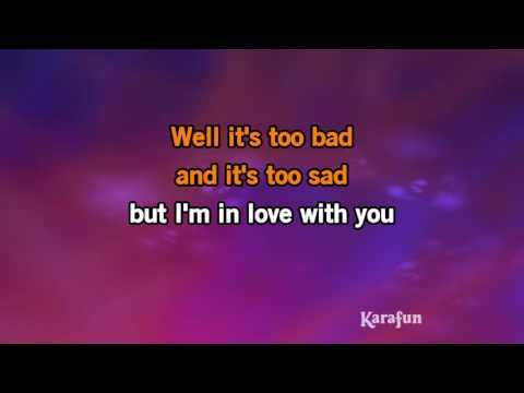 Karaoke Since I Fell For You - Charlie Rich *