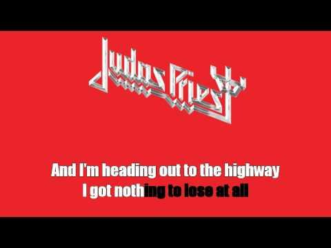 Karaoke: Judas Priest / Heading Out To The Highway