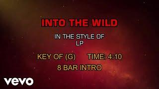LP - Into The Wild (Karaoke)