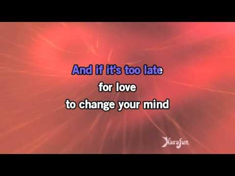 Karaoke Goodbye Time - Conway Twitty *
