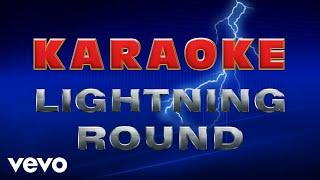 R&B Hits - Karaoke Lightning Round Game