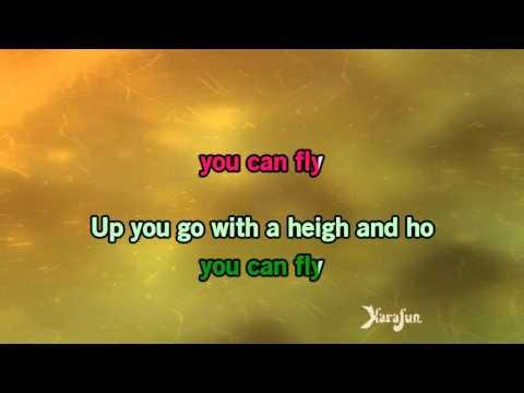 Karaoke You Can Fly! You Can Fly! You Can Fly! - Peter Pan *