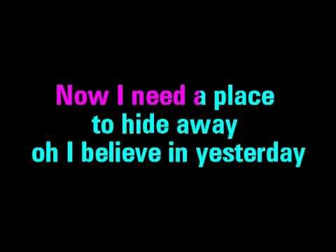 Yesterday Karaoke The Beatles - You Sing The Hits