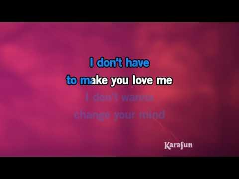 Karaoke Take Your Time - Sam Hunt *