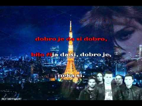 KARAOKE - Dobro Da Nije Vece Zlo Lexington Band(McDJGiovanni)