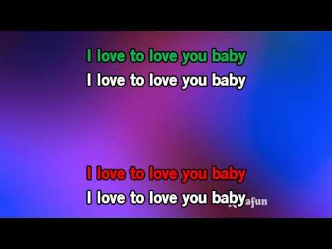 Karaoke Love To Love You Baby - Donna Summer *