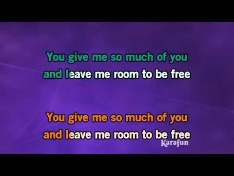 Karaoke You Are The Love Of My Life - George Benson *