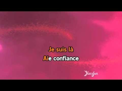 Karaoké Aie Confiance - We Love Disney *