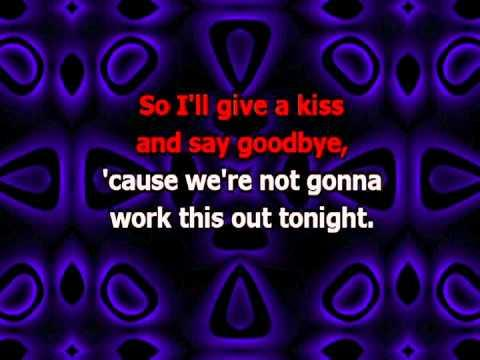 Tonight - Jonas Brothers (Karaoke)