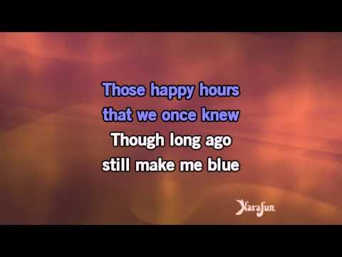 Karaoke I Can't Stop Loving You - Kitty Wells *