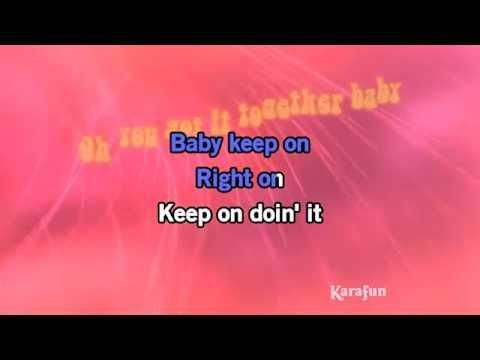 Karaoke Never, Never Gonna Give You Up - Barry White *