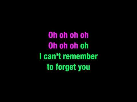 Shakira Feat  Rihanna   Can't Remember To Forget You