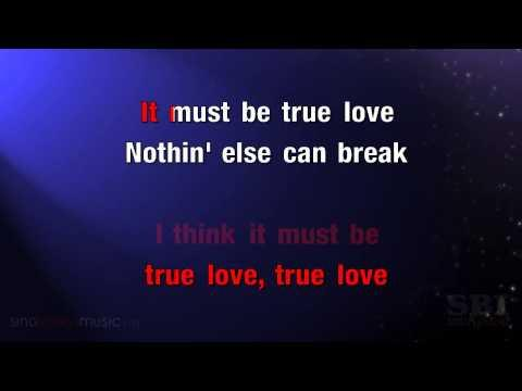 True Love - Karaoke HD (In The Style Of Pink & Lily Rose Cooper)